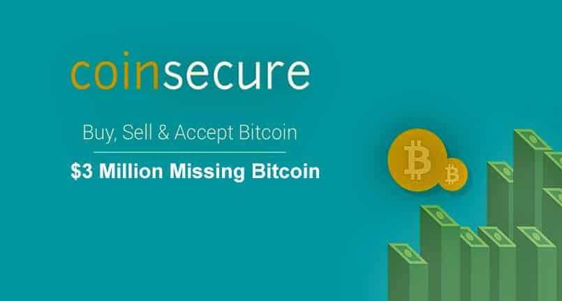 3 Million Missing Bitcoin