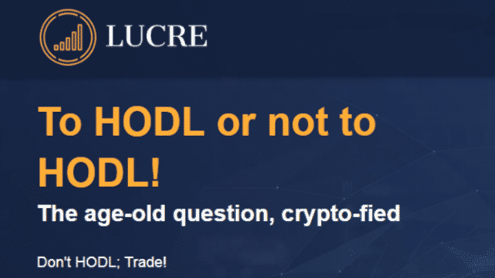 lucre trading