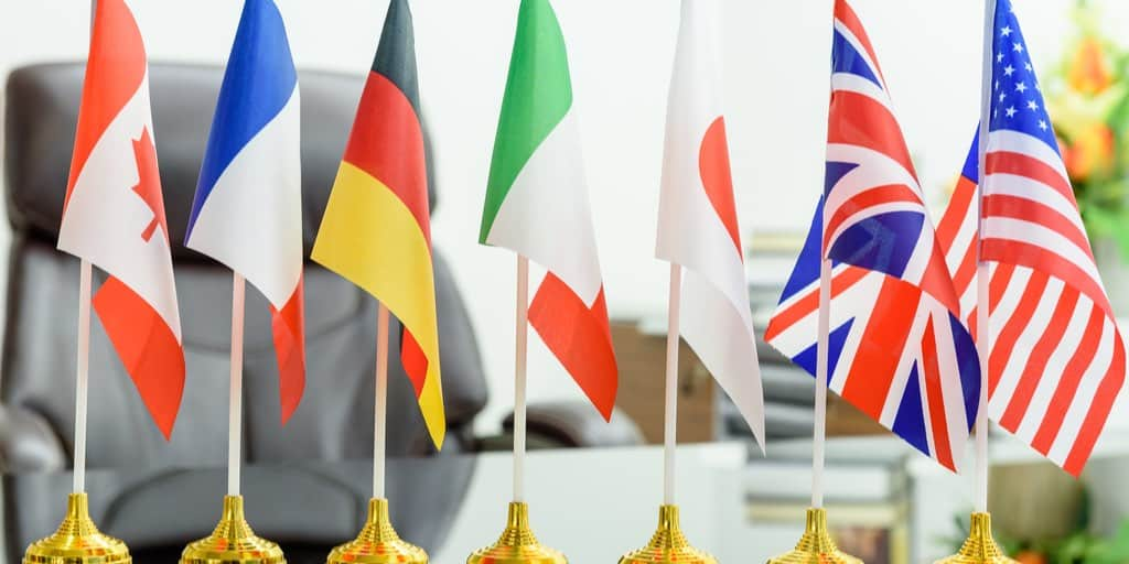 G7 nations cryptocurrency
