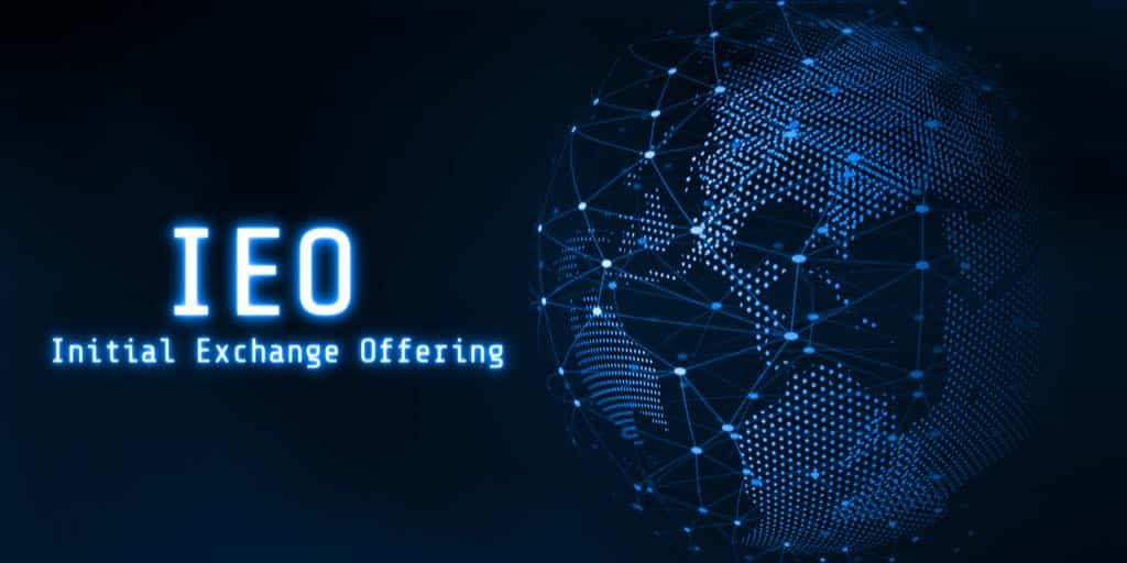 IEO Initial Exchange Offering