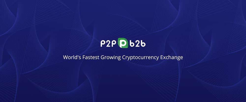 P2PB2B Exchange