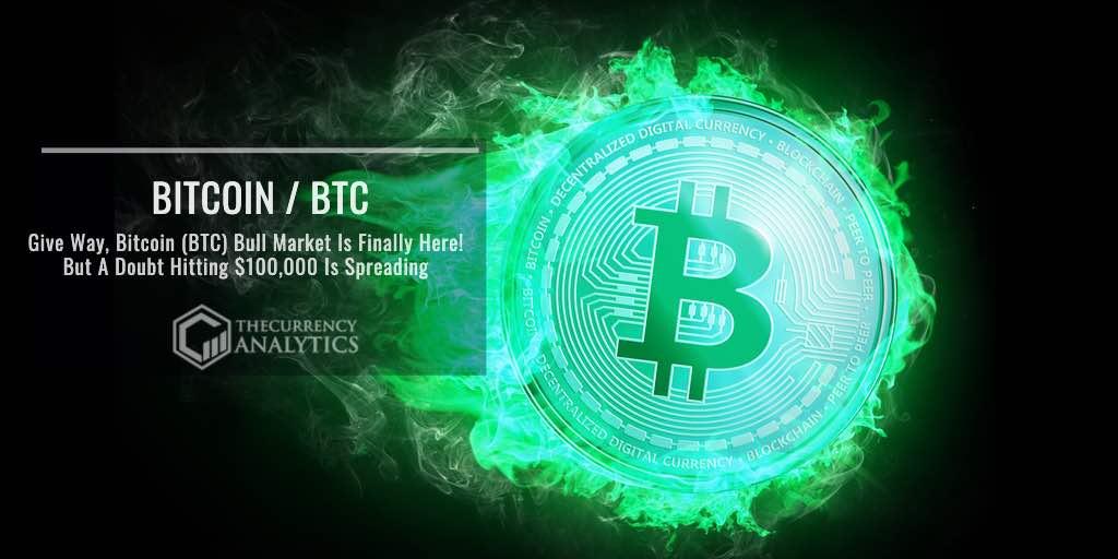 BTC bitcoin 100k