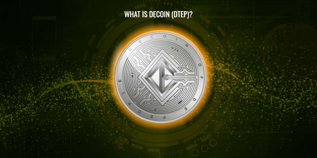 Dtep Decoin coin