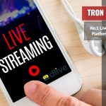 TRON TRX Justin Sun Has Object To Become No.1 Live Streaming Platform In Turkey With DLive