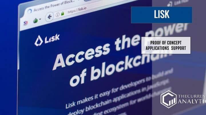 lisk proof of concept applications blockchain