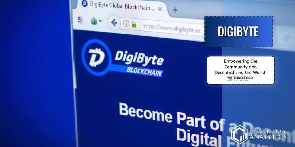 Digibyte with Threefold decentralized