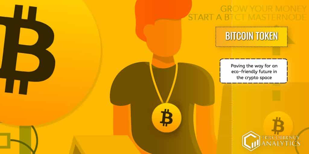 bitcoin Token crypto space BTCT