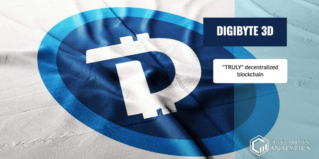 digibyte 3d truly decentralized blockchain