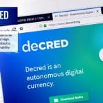 Decred (DCR) Claim to be a Community of High Integrity Committed to Building Sustainability
