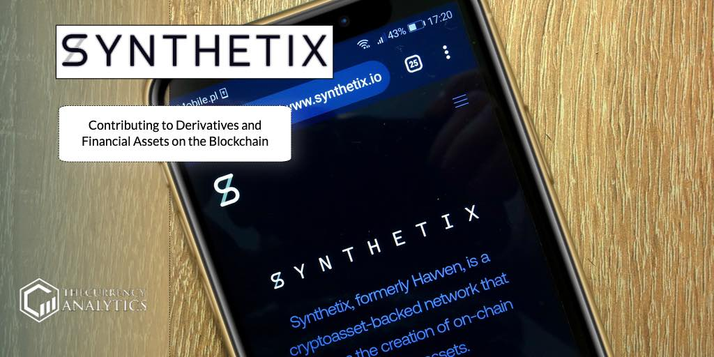 synthetix snx blockchain