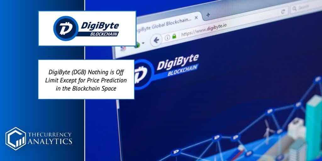 Digibyte DGB Blockchain Space