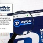 Digibyte's Recent Exchange Listings, Integrations and Community Activities extend its Adoption tent over the Earth: Decentralization Conquers!