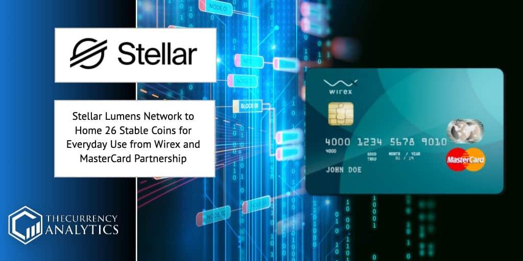 StellarLumens Mastercard Wirex