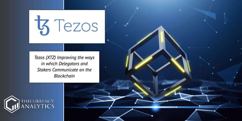 Tezos XTZ blockchain Stakers