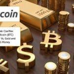 Robert Kiyosaki Clarifies Barriers for Bitcoin (BTC) People's Money Vs. Gold and Silver God's Money
