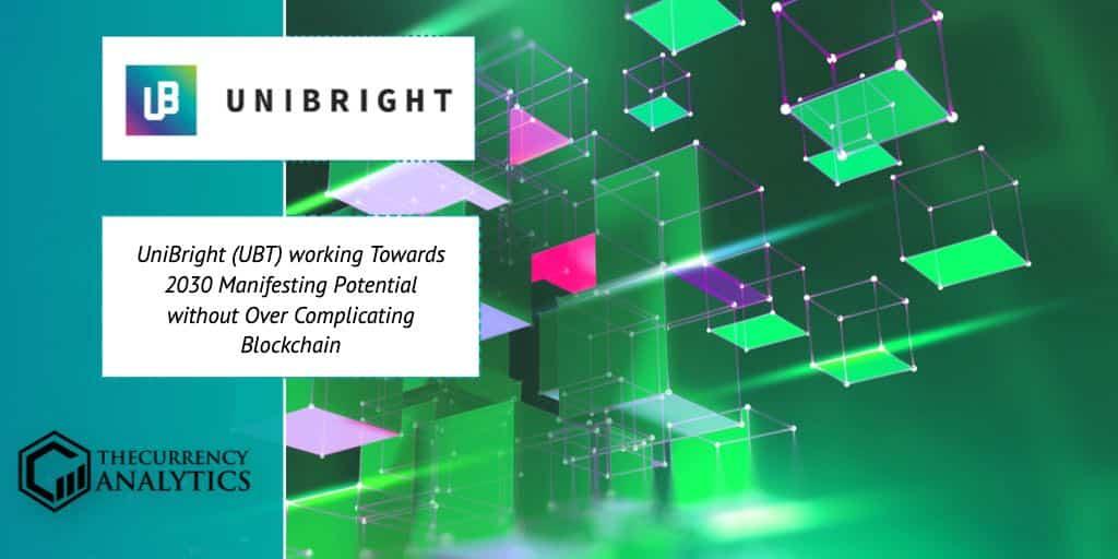 unibright UBT Blockchain