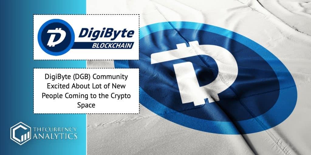 Digibyte Blockchain DGB Crypto Space