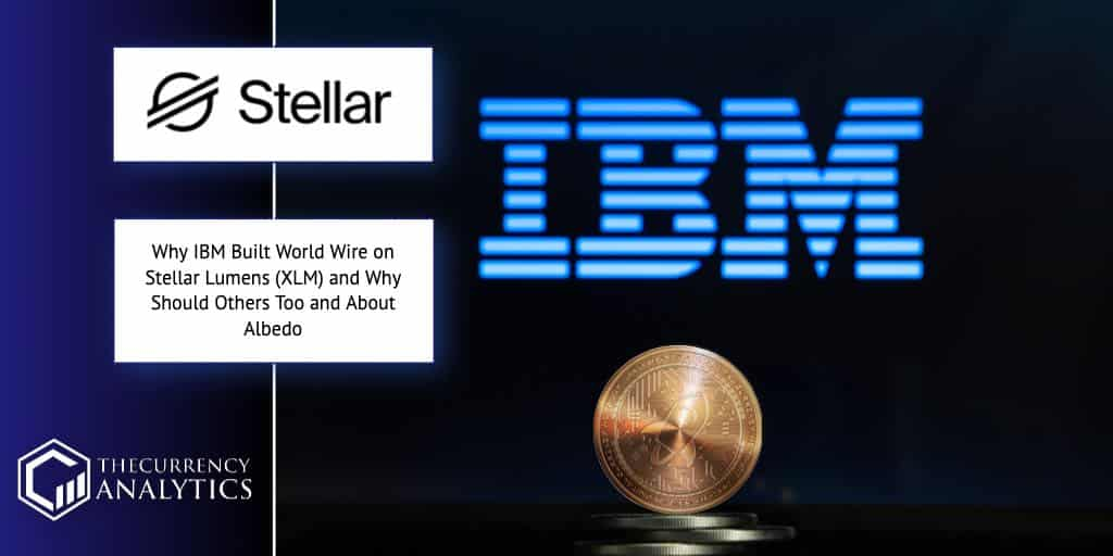 Stellar Lumens XLM IBM world