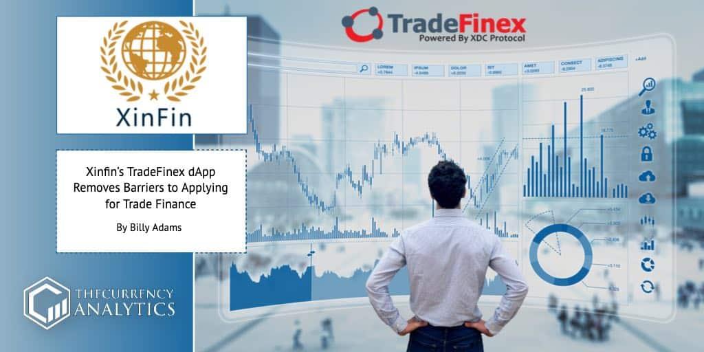 Xinfin Tradefinex Finance