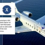 Xinfin Hybrid Blockchain's XDC accepted as Payment Option on Airnetz Charter. Self-Motivated Community continues to seek wider adoption of the Coin