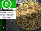 bitcoin cash ledger protocol