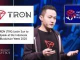 justin Sun indonesia Blockchain Week