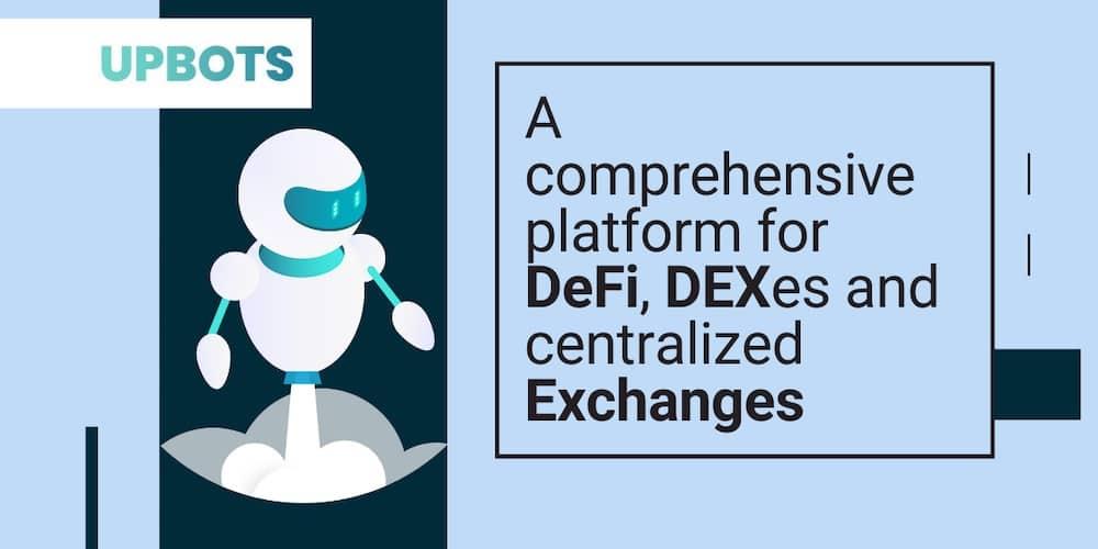 upbots Defi Dex