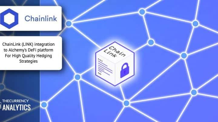 Chainlink Defi Link