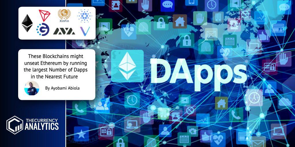 Ethereum Dapps Blockchains