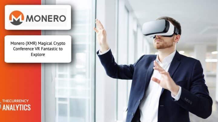Monero Virtual conference VR