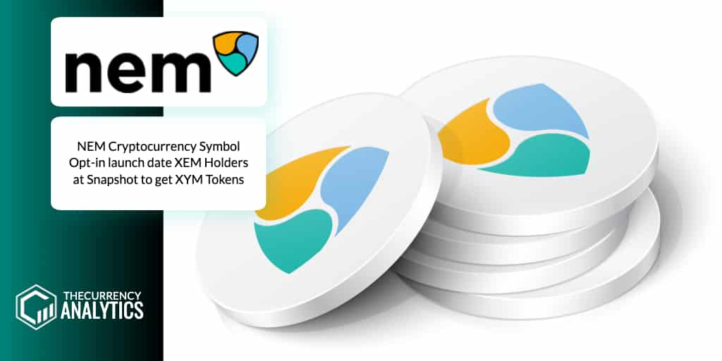 Nem CryptoCurrency XEM