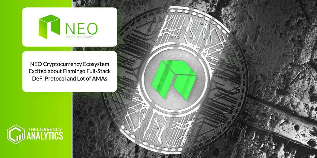 NEO Cryptocurrency Ecosystem Excited about Flamingo Full ...