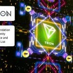 TRON (TRX) Foundation SUN Community Self-governance and Observation List