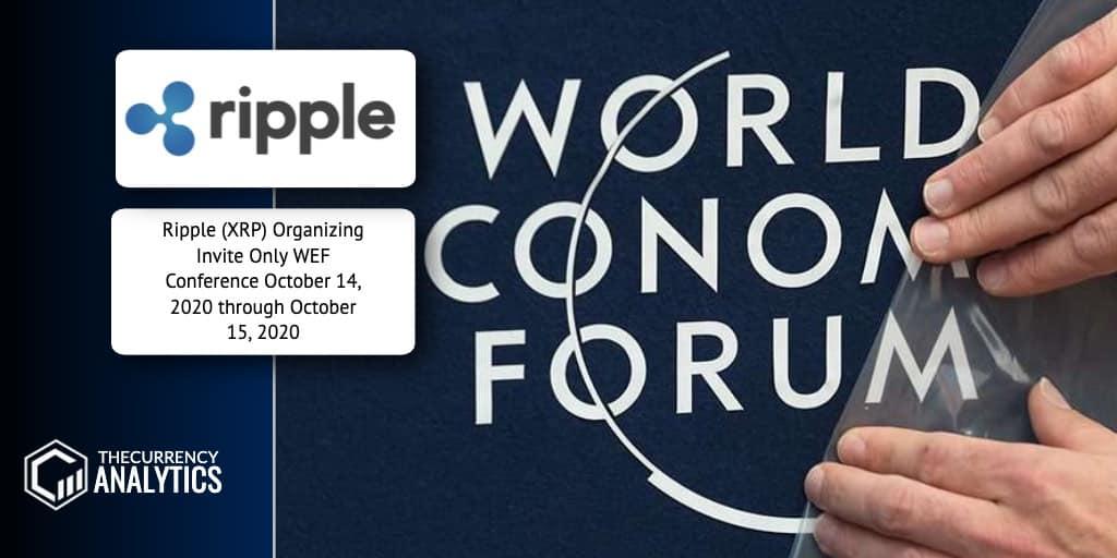 World Economic Forum Ripple