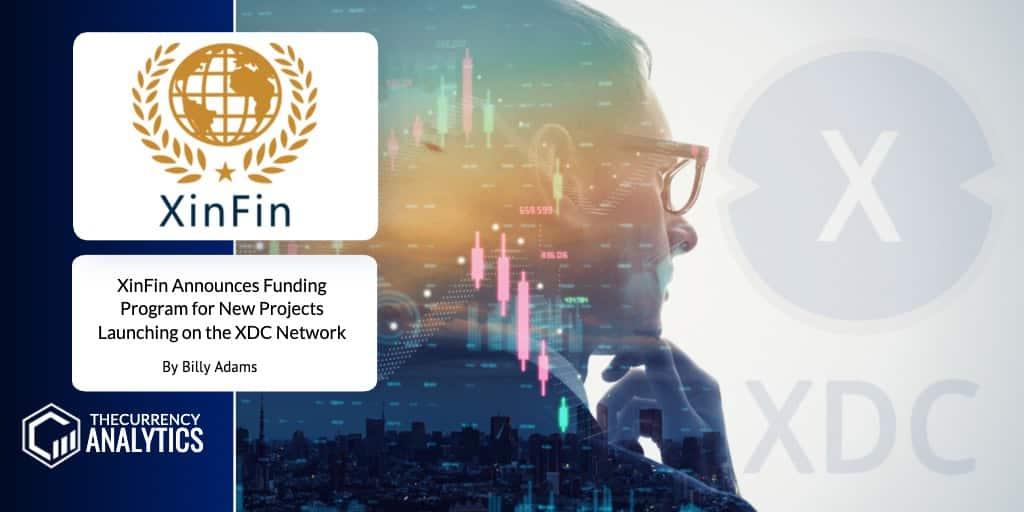 Xinfin XDC funding Program