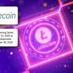Litecoin (LTC) Litening Series II on September 15, 2020 at 10 AM PT Mimblewimble testnet September 30, 2020