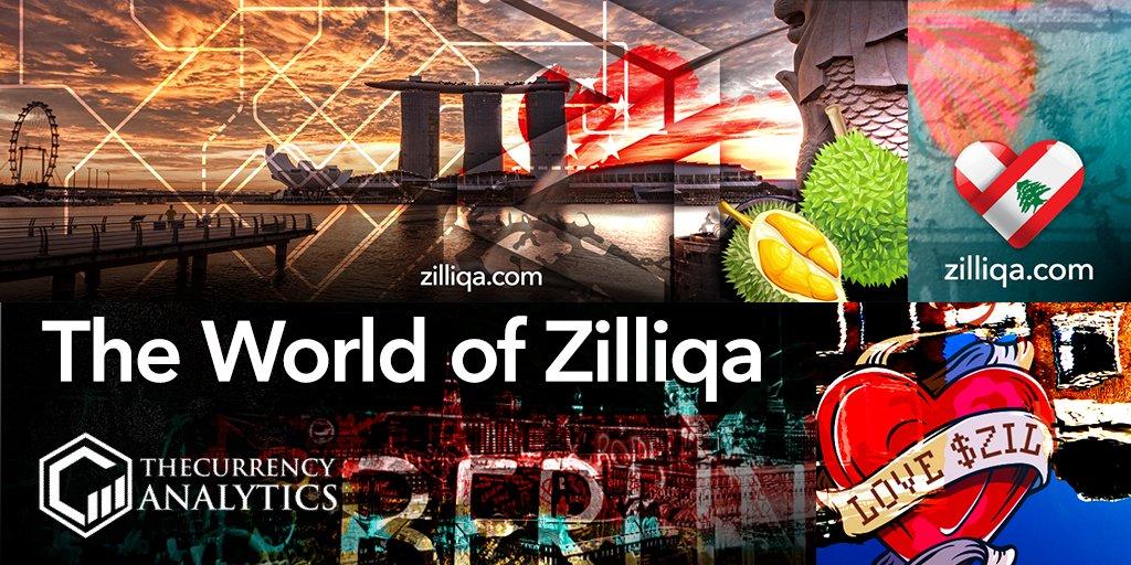 Zilliqa Zil