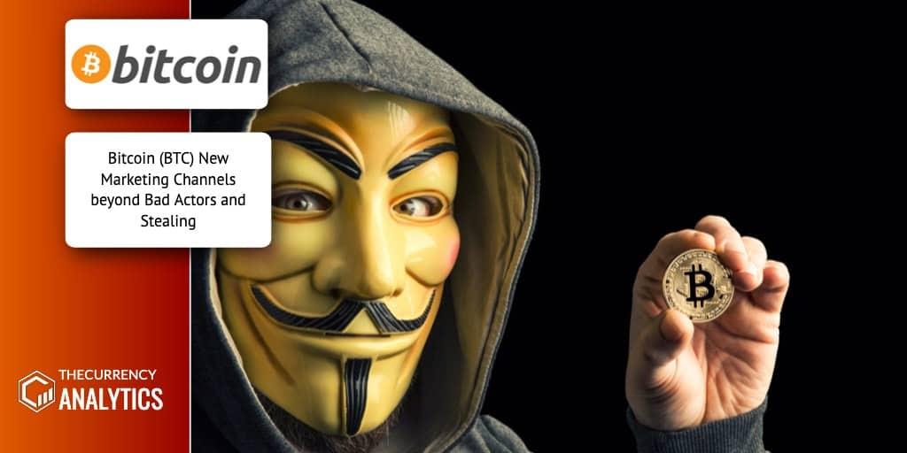 Bitcoin BTC bad Actors