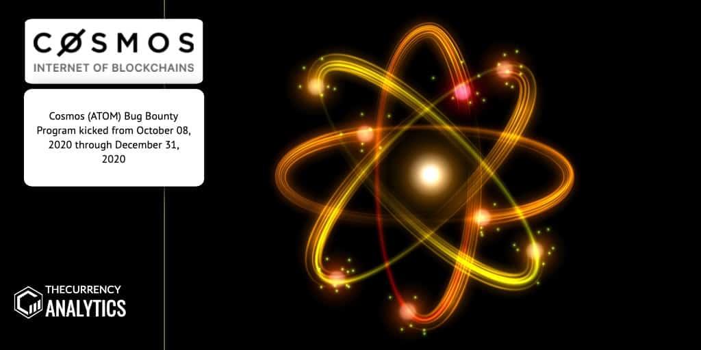 Cosmos Atom bounty