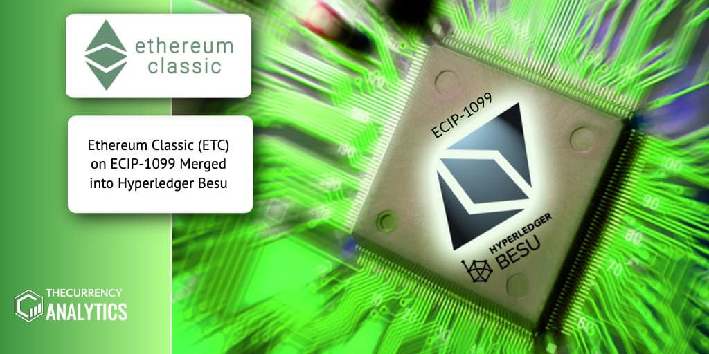 EthereumClassic ECIP 1099 HyperLedger
