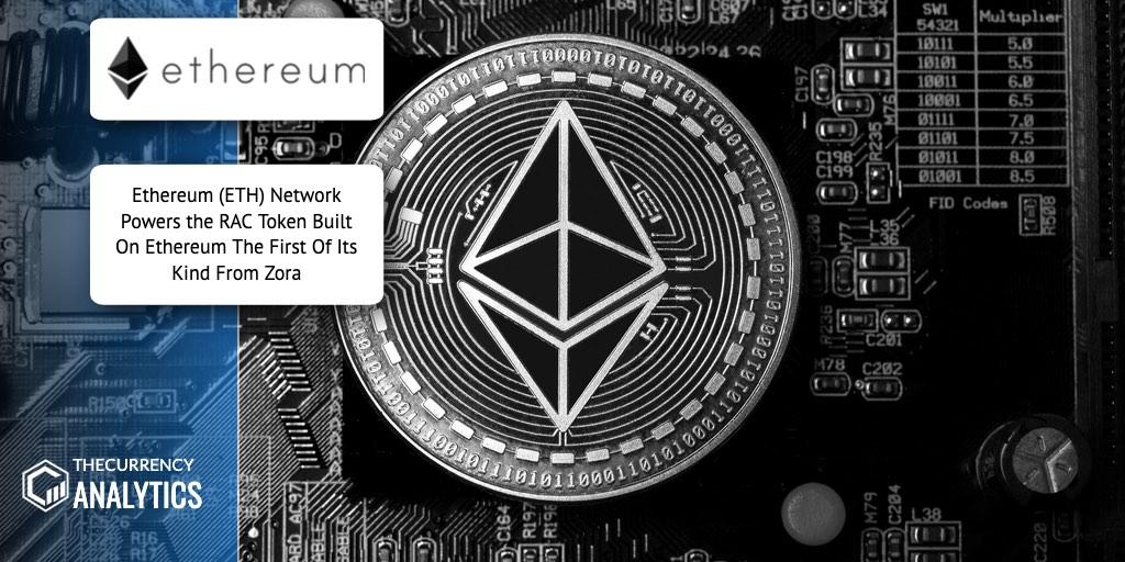 Ethereum ETH Zora RaC