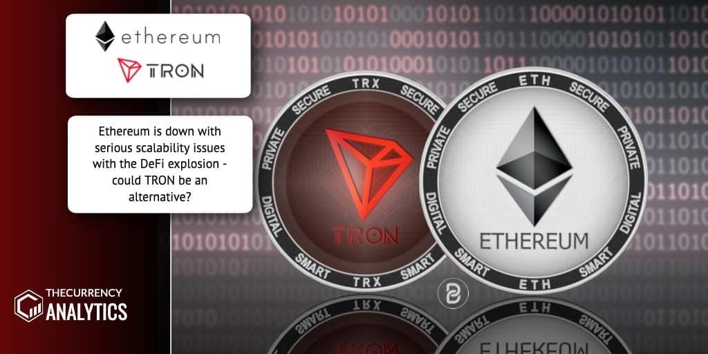 Ethereum Tron Defi