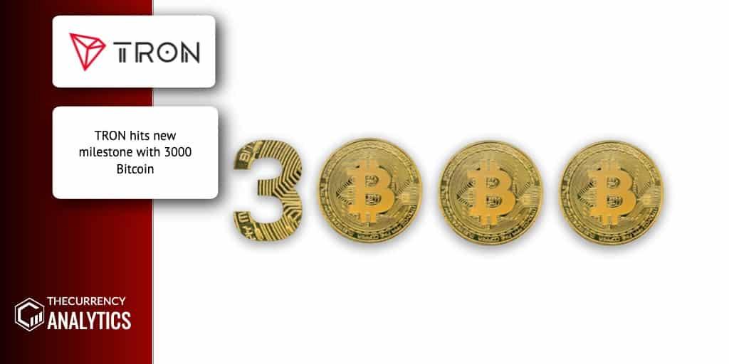 Tron 3000 Bitcoin