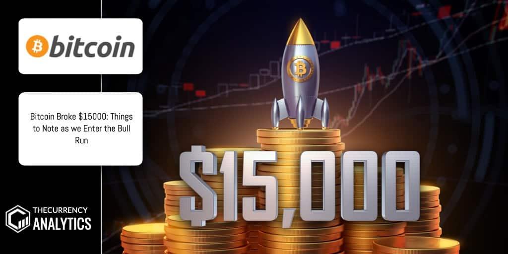 Bitcoin BTC 15000 BullRun