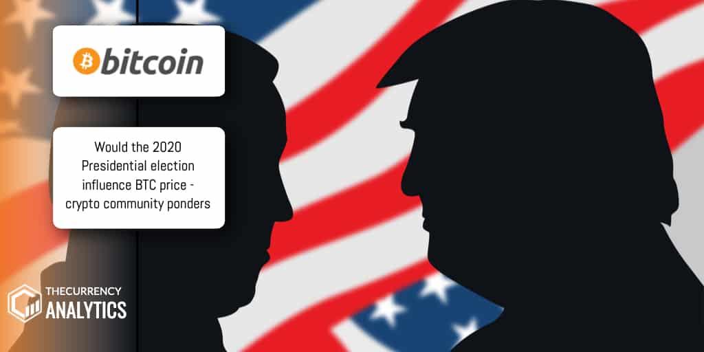 Bitcoin Presidential Election 2020 USA