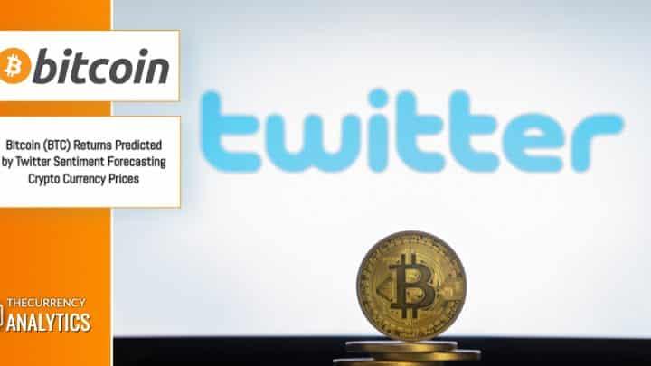 Bitcoin Twitter Trader Sentiments