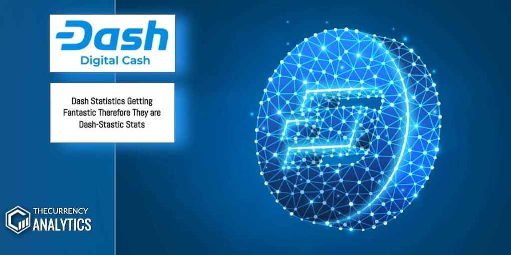 Dash Digital Cash Stats