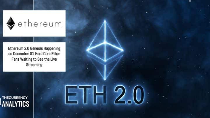 Ethereum 2 Genesis