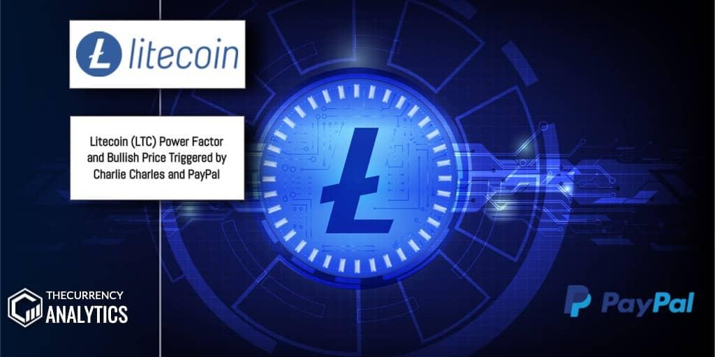 Litecoin LTC Paypal Cardano