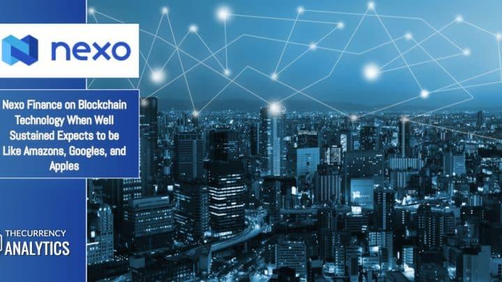 Nexo Finance Blockchain Technology